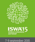 ISWA Világkongresszus – 2015. szeptember 7-9. Antwerpen